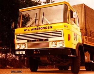 DAF-2600 W.v.AMERONGEN