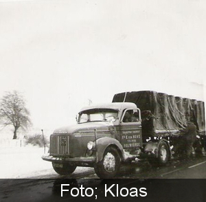 Volvo + Oplegger