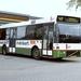 Autobus 626 met reclame voor RADIO RIJNMOND Carel Scholte