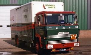 DAF-1600 HENDRIKS LOBITH