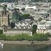 Keulen   _panorama met de Rijn