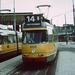 GVBA 658 Amsterdam station Sloterdijk