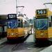 GVBA 762+787 Amsterdam station Sloterdijk