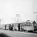 105, lijn 4, Schiedamseweg, 25-2-1951 (H. Selbeck)