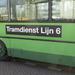 Lijn 6P Tramdienst