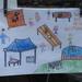 09) Jana haar tekening heeft de tweede prijs