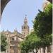 Sevilla kathedraal Giralda-toren van Alcazar