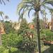 De tuinen van het Alcazar