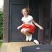 19) Jana springt hoog