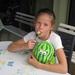 21) Jana met de watermeloenknuffel