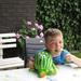 22) Ruben met de meloenknuffel