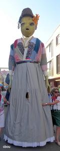 9890 Gavere - Dame Nuje Patat