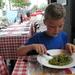 27) Ruben eet smakelijk