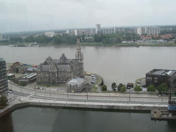 36) Een 360 graden panorama