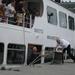 45) Aanmeren van de boot
