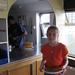 46) Jana bij het pannekoekenhuisje