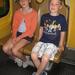 75) Samen in de metro