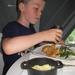 83) Ruben met de sauspot