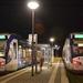 Tramlijn 19 had dit weekend de eer de enige tramlijn te zijn zond
