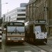 Bus 509 en GTL 3143 in de Grote Marktstraat 26-02-1997