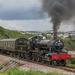 Engeland GWR 7800 Class 7827 Paignton naar Kingswear