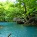 hd-achtergrond-met-blauw-meertje-in-park-of-bos