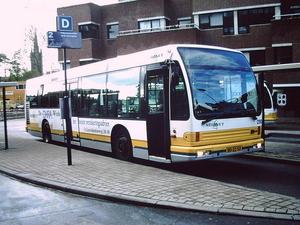 Midnet 1200 Hilversum station