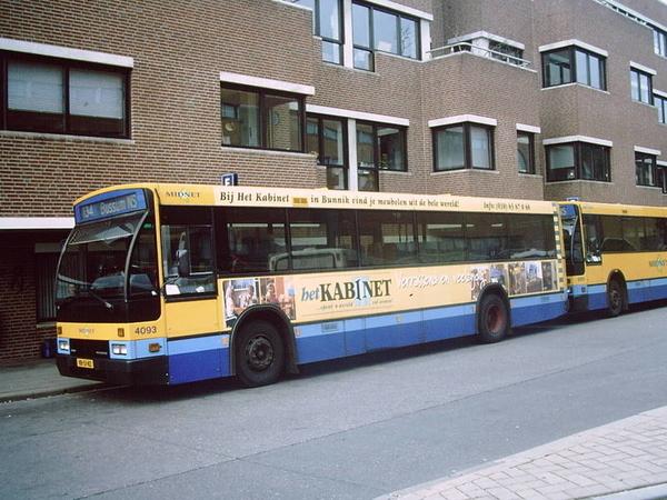 Midnet 4093 Hilversum station