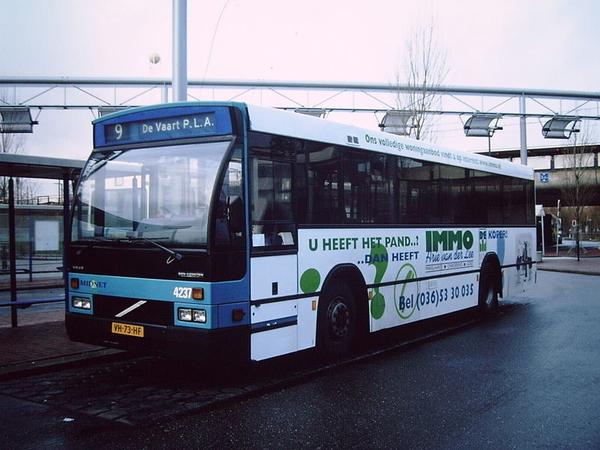Midnet 4237 Almere Buiten station