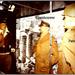 Generaal Eisenhouwer en Patton. (Bastogne museum)