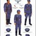 Duitse luchtmacht uniformen (Bastogne