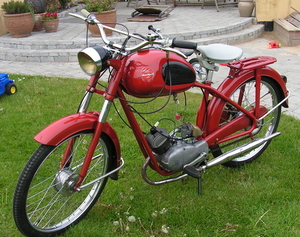Radexi express 50cc