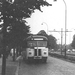1960. Bus 40 op de parkweg