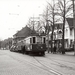 13-11-1961 rangeren van de tram op de parkweg