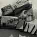 1950 Tip-Top brood van bakkerij Hus.
