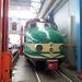 De 386 in de werkplaats Leidsendam.04-10-2014