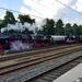 Bij Station Apeldoorn.