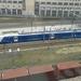 De Syntus 7402 (FLIRT 3) staat momenteel in Amersfoort.