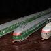Gestroomlijnde treinstellen Materieel'36