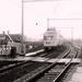 Station Leidschendam Voorburg 70-er jaren trein vanaf Voorburg
