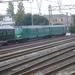 Haarlem station op de dag 175 spoor... klaar voor de nostalgische