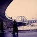 Opening van de eerste van Brienenoordbrug 1965