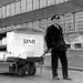 RMI Melkboer Unilever gebouw 1948. Rotterdam