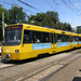 SSB 3302+3301 (U14) Berliner Platz Stuttgart 19-07-2009