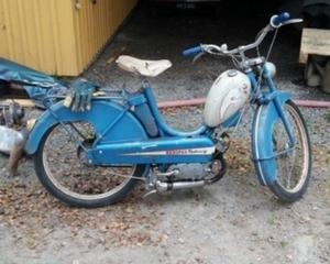 Tunturi-Pappa-Rex 50cc 1956.