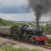 GWR 7800 Class 7827 Lydham Manor onderweg van Paignton naar Kings