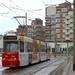 Nieuwe Mondriaan-tram met rode neus    (18 september 2017)