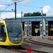 De ombouw van de opstelsporen in Nieuwegein    (13 juli 2017)
