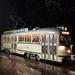 Lijnverkenning met Tourist Tram PCC 1101    (7 oktober 2017)