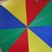 100 jarig bestaan van V&D kreeg men allemaal een paraplu.